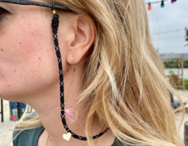 Spectacle cord - Sweet Black
