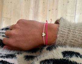 Armband - Pretty Little - Very Pink