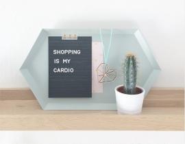 Postcard Shopping is my cardio