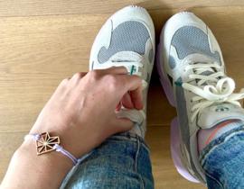 Armband - Lila