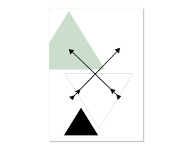 Poster Triangle