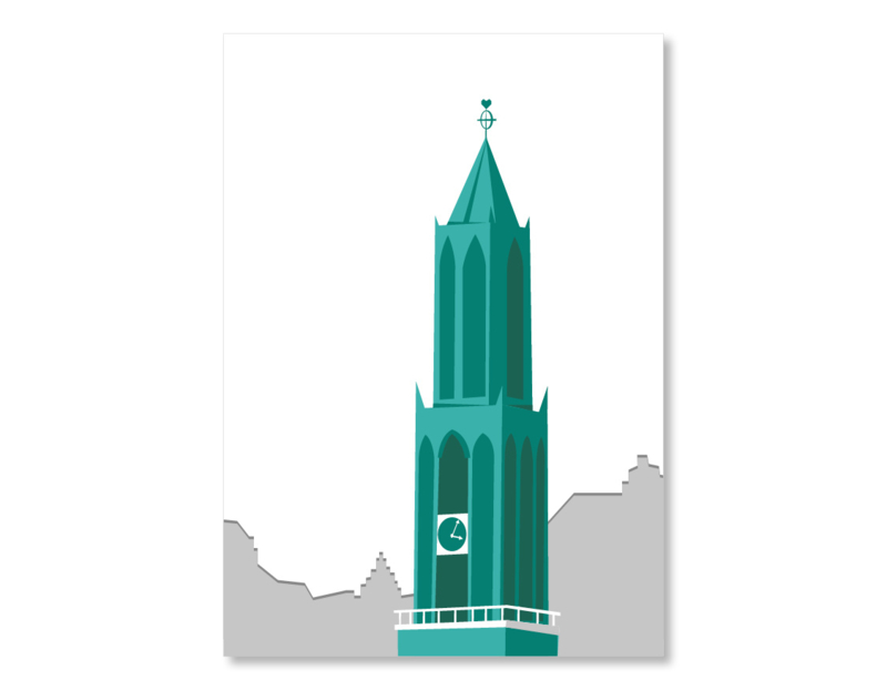 Poster Dom Utrecht V2