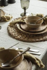 Tray/plate acacia wood
