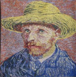 Gobelin Kissen Van Gogh 45x45cm