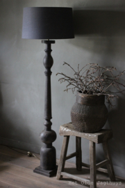 Vloerlamp Grey Finish