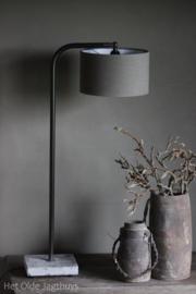 Tafellamp Ronde Buis Boog -Aura Peeperkorn-