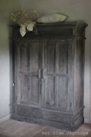 Kast 2-deurs met lades