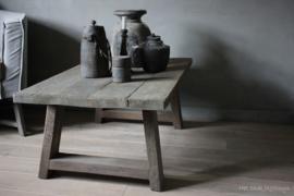 Salontafel Oud Hout ''Rough'' 120x70 cm