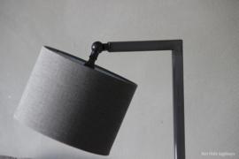Leeslamp Aura Peeperkorn ''Dunne Haas'' 130 cm