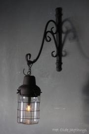Pendelleuchte LED Rost (ohne wandhänger)