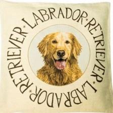 Gobelin kissen Labrador