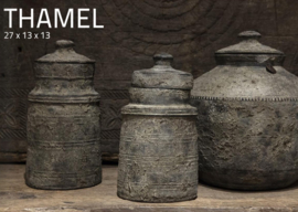 Thamel Small | Nepal Pottery (pre-order)