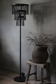 VloerlampKetting Zwart