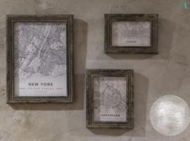 Fotolijst Grey Finish 10x15 cm