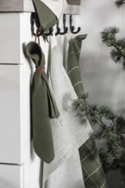 Küchenspültuch Mynte Olivgrün 25x25 cm