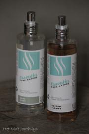 Homespray / Textielverfrisser Katoenbloem