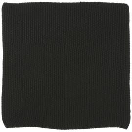 Küchenspültuch Mynte Schwarz 25x25 cm