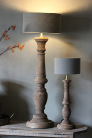 Houten Lamp 35 cm