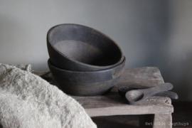 Houten Schaaltje Mango Wood 12,5 cm