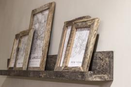 Wandregale 140 cm ''Vintage Grey''