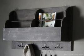 Garderoben ''Vintage Grey''