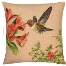 Gobelin kussen Kolibrie (set van 3)