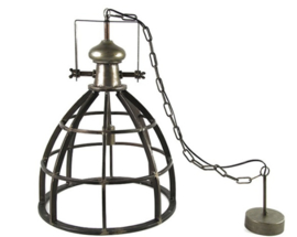 Hanglamp Staal Small