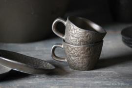 Servies Copper Espresso Kopje met Oor