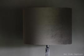 Lampenschirm Aura Peeperkorn Velvet Taupe