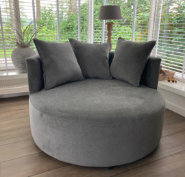 Ronde Fauteuil 1,5 zits