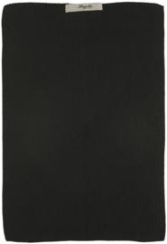 Keukendoek Mynte Black 40x60 cm