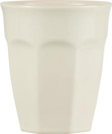 Cafe latte mug Mynte Butter Cream