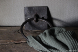 Handtuchring Metall