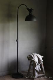Vloerlamp Oud Zwart