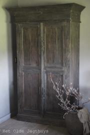 Kast Oud Hout 4-deurs