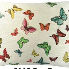 Gobelin Kissen Schmetterling