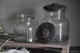 Glazen Voorraadpot (set van 2)