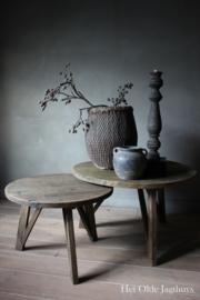 Salontafels (set van 2)  Oud Hout ''Rough''