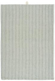 Theedoek met Groen Streepje 50x70 cm
