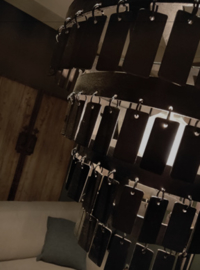 Metalen HanglampSchijven