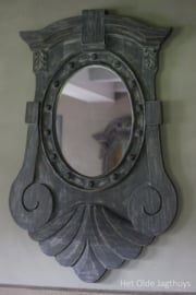Spiegel Grey Finish