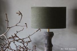 Lampenschirm Aura Peeperkorn Polo Mossgreen
