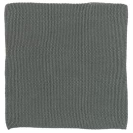 Küchenspültuch Mynte Moosgrün 25x25 cm