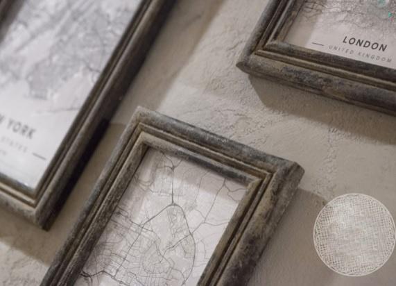 Fotolijst Grey Finish 21x30 cm
