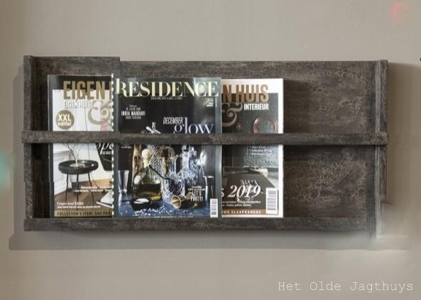 Wandrek Magazine ''Grey Finish''