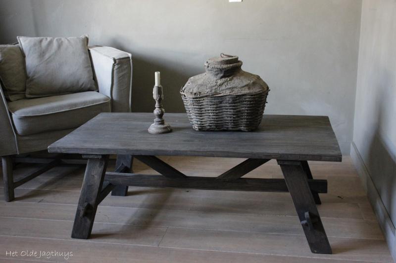 Salontafel Oud Hout 120x60 cm