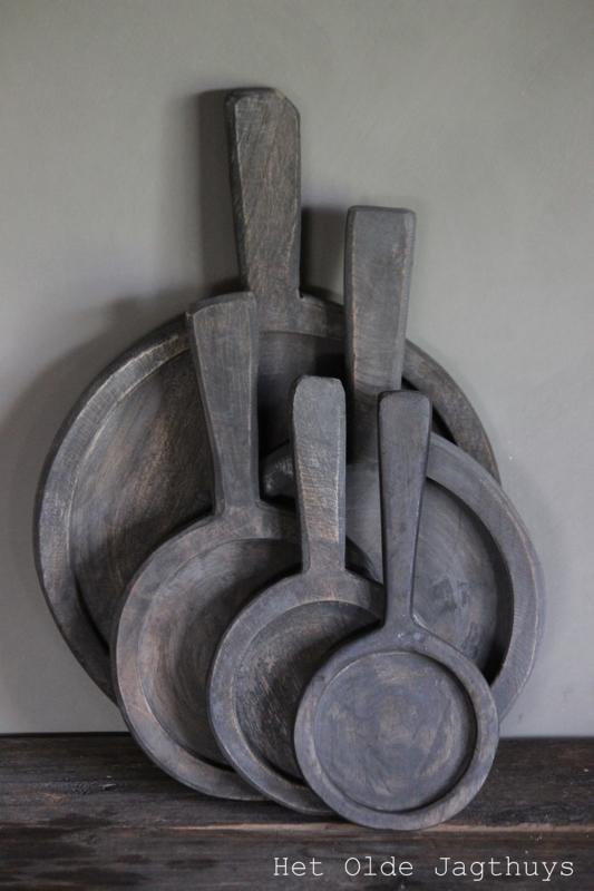 Amuseplankjes Aura Peeperkorn (set van 5 stuks)