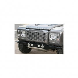 Silver Heritage grill Defender