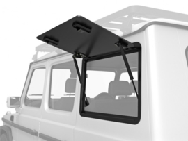 Mercedes Benz Gelandewagen Gullwing Window / Left Hand Side Aluminium - door Front Runner