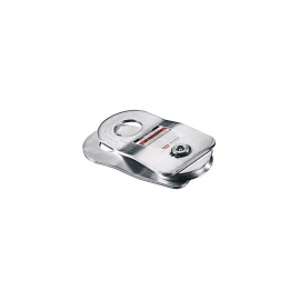 SNATCH BLOCK WARN 8618 KG WITH GREASE PORT